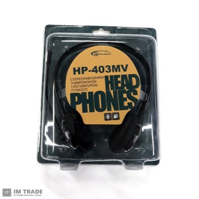наушники Gemix HP - 403MV