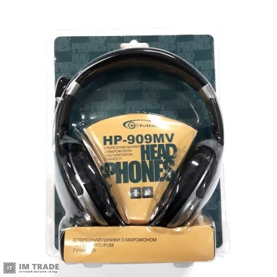 наушники Gemix HP - 909MV