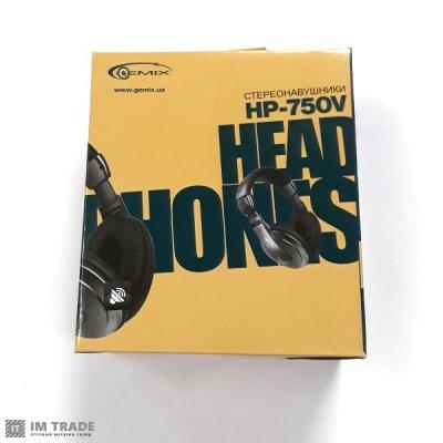 наушники Gemix HP - 750 V