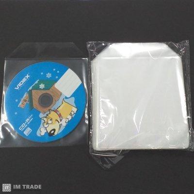 конверт пластик для 1CD