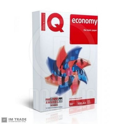 Бумага офисная  IQ  A4 (500 листов)