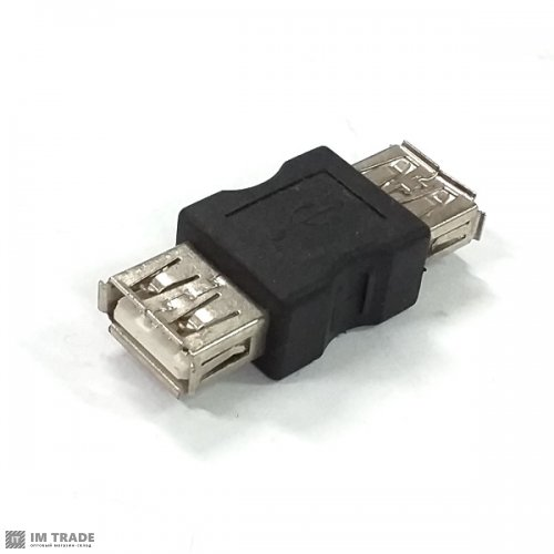 Переходник USB  (соединитель) мама-мама
