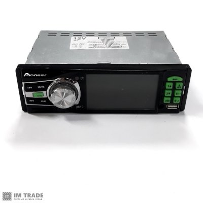 Автомагнитола 3610 Sony MP-5