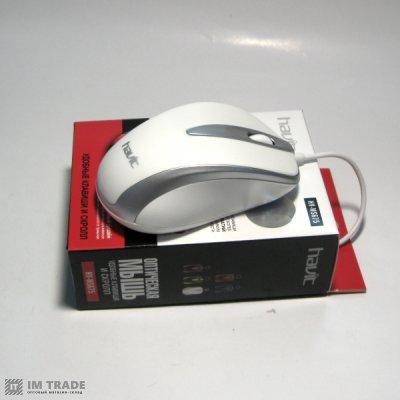 Мышка  HAVIT HV-MS 675 White