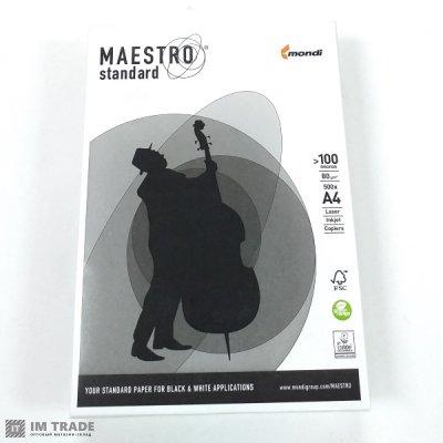 Бумага офисная Maestro standart  A4 (500 листов)