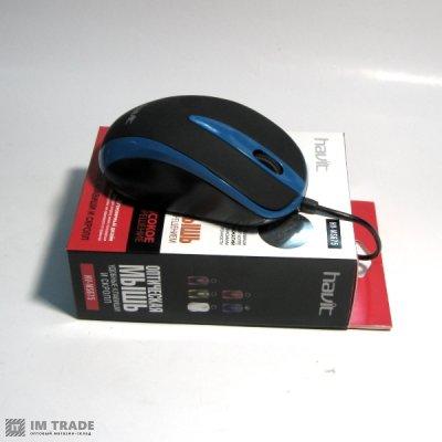 Мышка  HAVIT HV-MS 675 blue