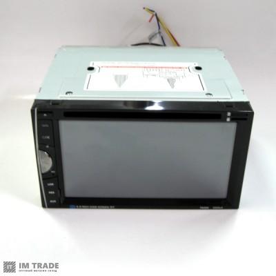 Автомагнитола SDUD-6950 Black/Multicolor 2DIN MP5  SHUTTLE