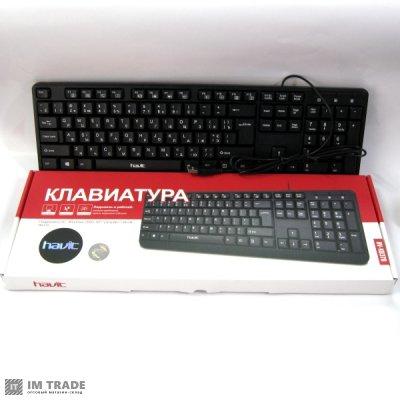 Клавиатура HAVIT HV-KВ378