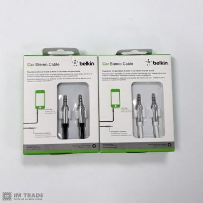 кабель  джек 3,5 -джек 3,5   BELKIN (в коробке)