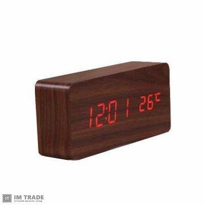 Часы 862-1 красн