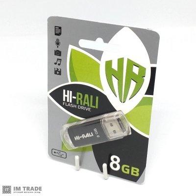 USB Flash Drive 8 Gb  Hi-Rali Rocket
