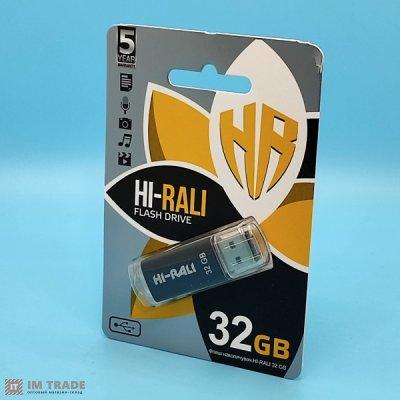 USB Flash Drive 32Gb Hi-Rali Rocket