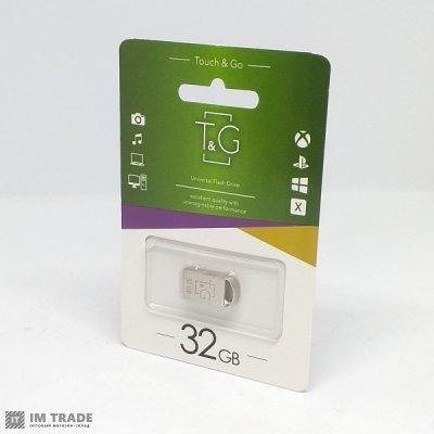 USB Flash Drive 32 Gb  TNG 107 Metal series