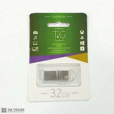 USB Flash Drive 32 Gb  TNG 102 Metal series