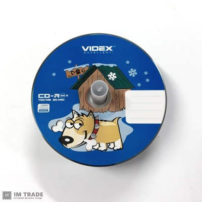 CDR Videx Год Собаки