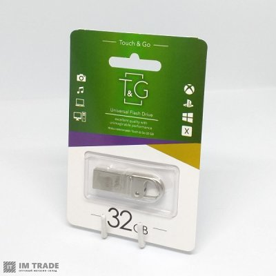 USB Flash Drive 32 Gb  TNG 027 Metal series