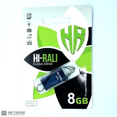 USB Flash Drive 8 Gb  Hi-Rali Thor