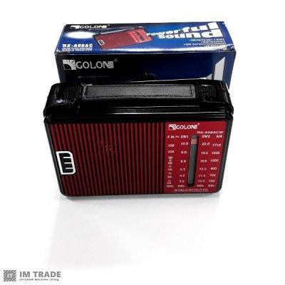 Радио GOLON RX-A08AC