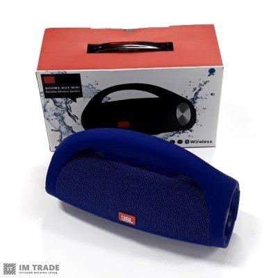 порт. колонка Bluetooth  JBL BOOMBOX SMALL (21 см  диам 8 см)