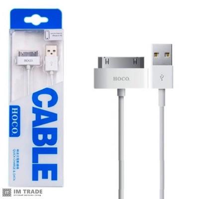 кабель Iphone 4G Hoco UP301