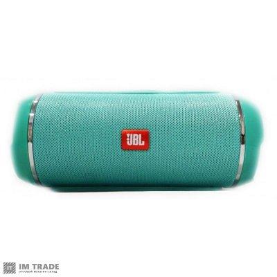порт. колонка Bluetooth  JBL  FLLP 6+ (18 см  диам 8 см)