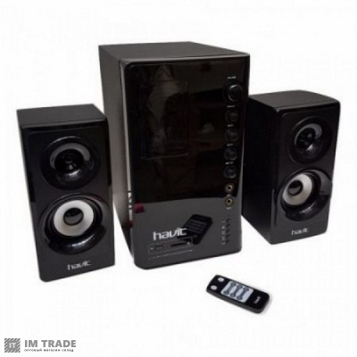 колонки  2.1 HAVIT HV-SF5621BT, bluetooth subwoofer