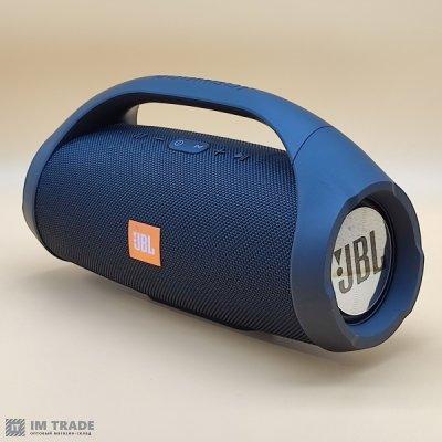 порт. колонка Bluetooth  JBL BOOMBOX (31 см  диам 11 см)  black