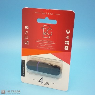 USB Flash Drive 4 Gb TNG 012 Jet series