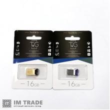 USB Flash Drive 16 Gb TNG 108 Metal series
