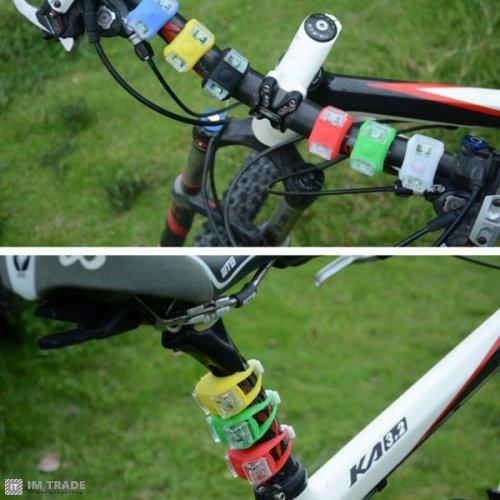 Габаритные огни для велосипеда