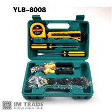 Отвертки набор инструментов в чемодане 8008