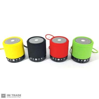 порт. колонка Bluetooth   WS-631 BT