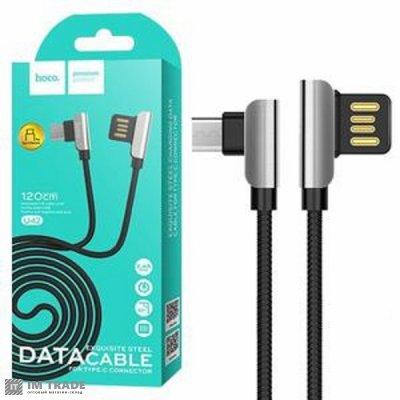 Кабель USB / micro USB 1м Hoco U42
