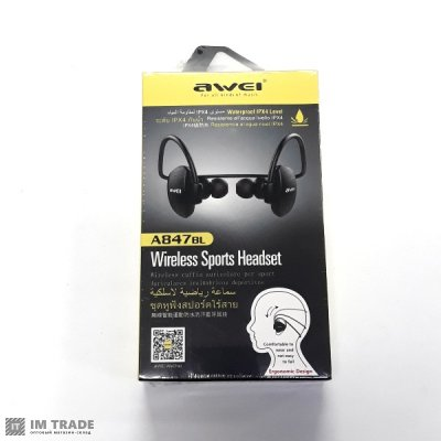 Bluetooth  Awei MDR A847BL + BT