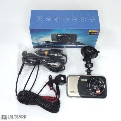 """Видеорегистратор DVR T652 4"""" Full HD"""