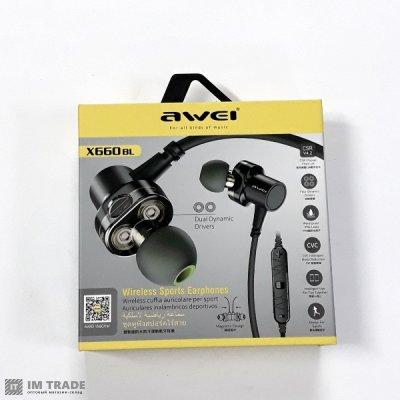 Bluetooth  Awei MDR X660BL + BT