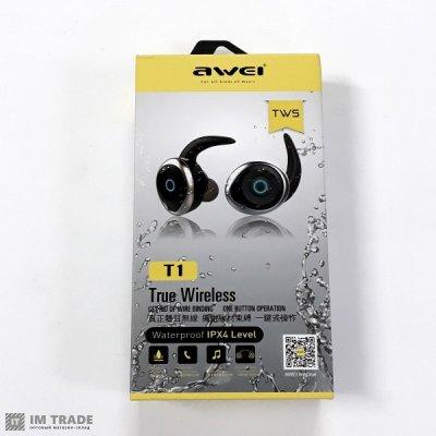 Bluetooth  Awei MDR T1 + BT
