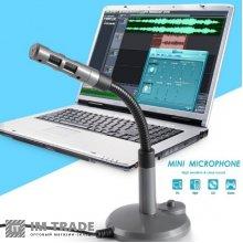 Микрофон для компьютера с USB входом  M-30