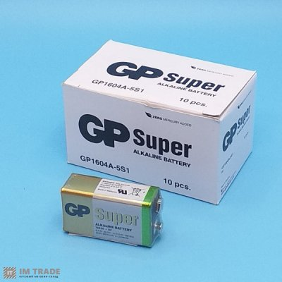 6F22 GP (красная)