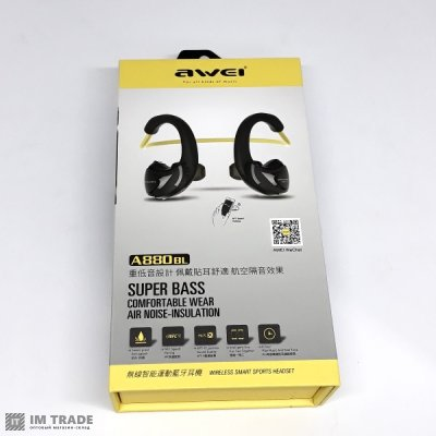 Bluetooth  Awei A-880 + BT