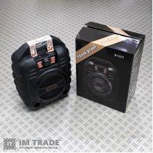порт.чемодан с USB+SD+Blutooth с микр. 35см*26см*15см 12ватт B1201