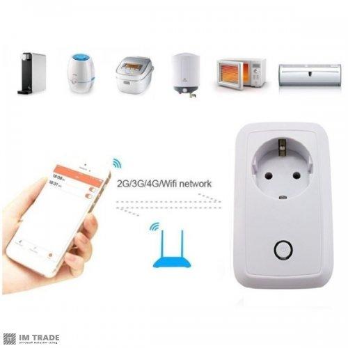 Wi-Fi розетка Sonoff S20