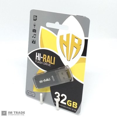 USB Flash Drive 32Gb Hi-Rali Stark series