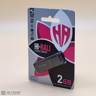 USB Flash Drive 2 Gb  Hi-Rali Taga