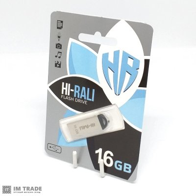 USB Flash Drive 16 Gb  Hi-Rali Fi
