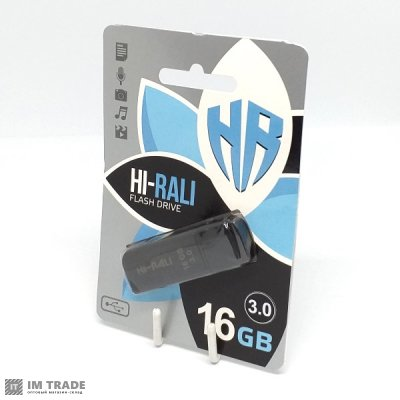 USB Flash Drive 16 Gb  Hi-Rali Taga 3,0