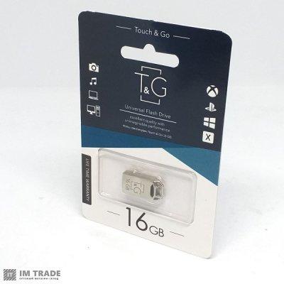 USB Flash Drive 16 Gb TNG 110 Metal series