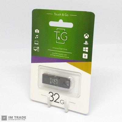USB Flash Drive 32 Gb  TNG 117 Metal