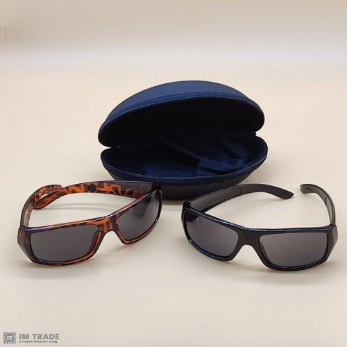 Очки антибликовые для водителей HD Vision Wrap Arounds (2 пары)