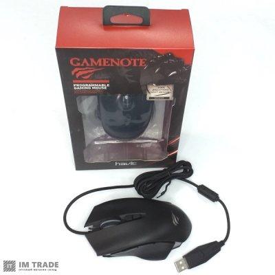Мышка  HAVIT GAMING USB HV-MS840